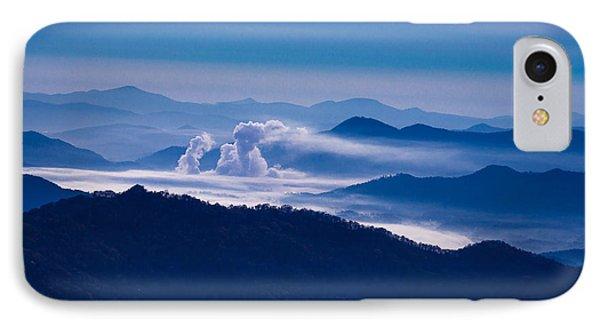 The Blue Ridge Mountains IPhone Case