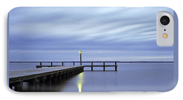 The Blues Lavallette New Jersey IPhone Case by Terry DeLuco