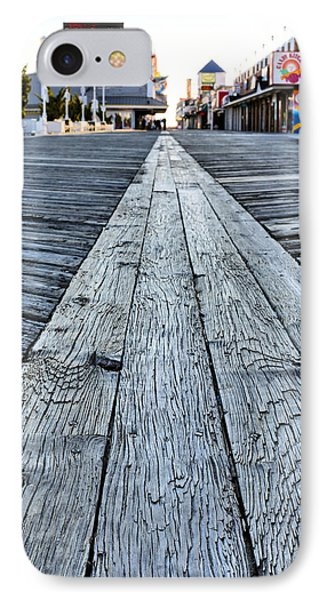 The Boardwalk IPhone 7 Case by JC Findley
