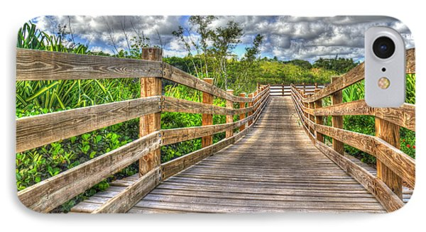 The Boardwalk IPhone Case by Paul Wear