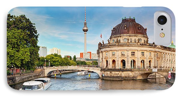 The Bode Museum Berlin Germany IPhone Case