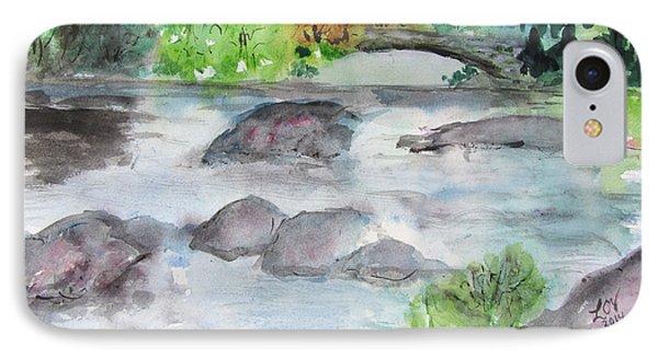 The Bog On Tupper Lake IPhone Case