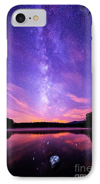 The Bold And Beautiful Milky Way Phone Case by Robert Loe