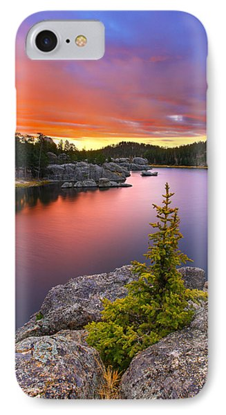 Landscapes iPhone 7 Case - The Bonsai by Kadek Susanto