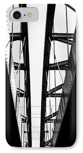 The Bridge IPhone Case by Andrew Kubica