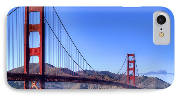 The Bridge IPhone Case by Bill Gallagher