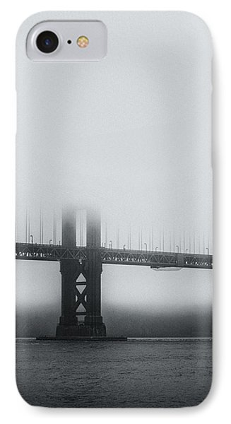 The Bridge IPhone Case by Joseph Smith