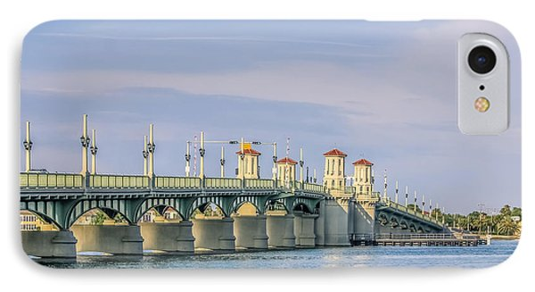 The Bridge Of Lions IPhone Case by Rob Sellers