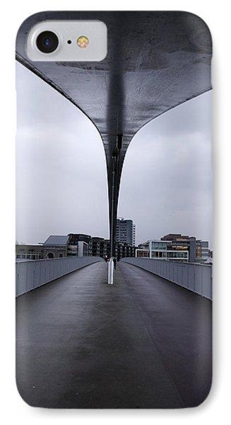 The Bridge IPhone Case by Rajiv Chopra