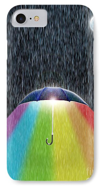 The Bright Side IPhone Case by Cristophers Dream Artistry