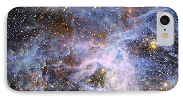The Brilliant Star Vfts 682 In The Lmc IPhone Case by Nasa