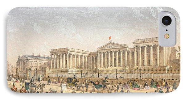 The British Museum, C.1862 IPhone Case