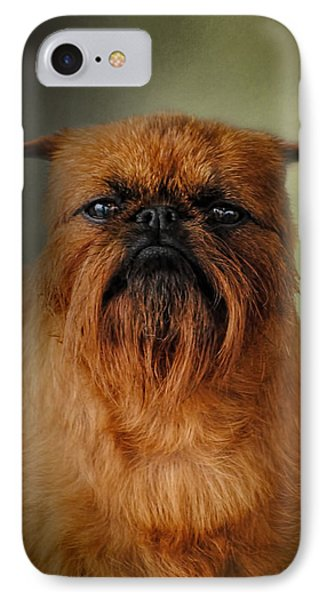 The Brussels Griffon IPhone 7 Case