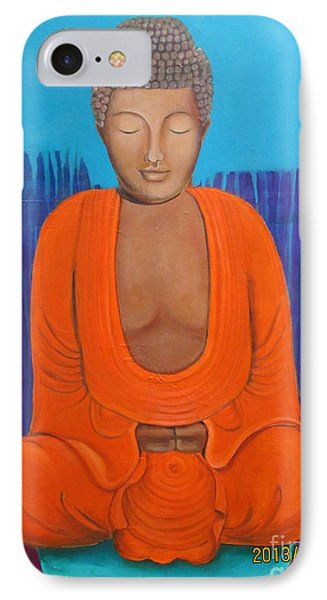 The Buddha IPhone Case