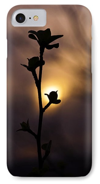 The Budding Branch IPhone Case