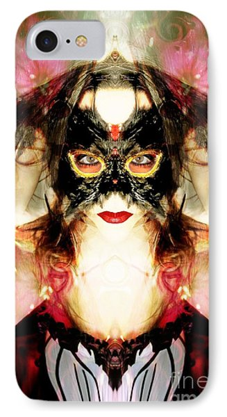 IPhone Case featuring the photograph The Burning Light Within by Heather King