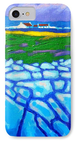 The Burren County Clare Ireland Phone Case by John  Nolan