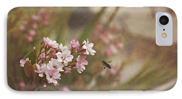 The Busy Bee Phone Case by Angela A Stanton