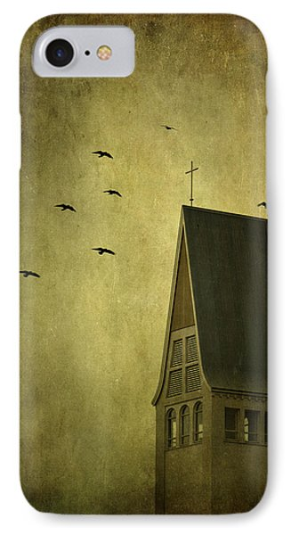 The Calling IPhone Case by Evelina Kremsdorf