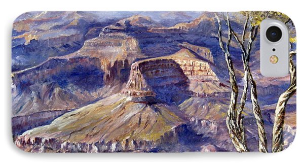 The Canyon Phone Case by Lee Piper