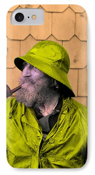 The Cape Ann Fisherman Phone Case by Bill Cannon