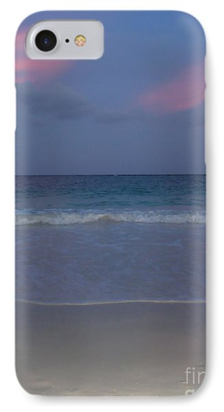 IPhone Case featuring the photograph The Caribbean Sunset by Ze  Di