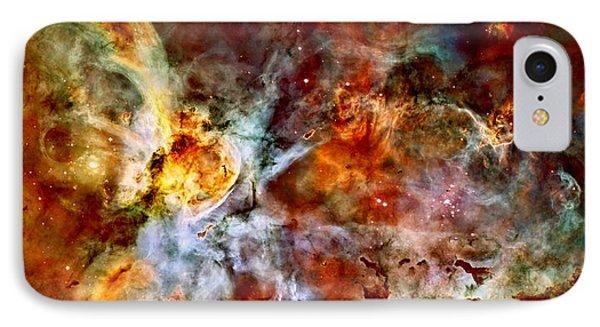 The Carina Nebula Phone Case by Amanda Struz