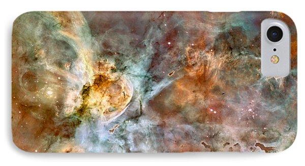 The Carina Nebula IPhone Case by Nasa