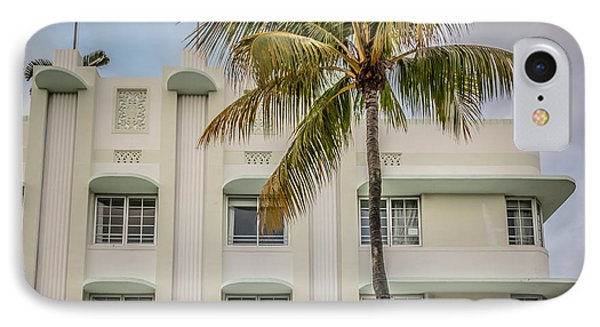 The Carlyle South Beach Miami - Art Deco District IPhone Case