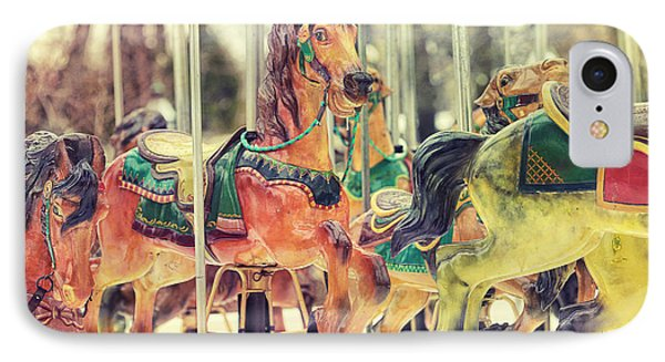 The Carousel IPhone Case