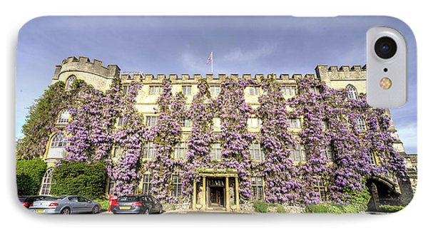 The Castle Hotel  Phone Case by Rob Hawkins