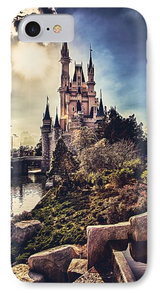 IPhone Case featuring the photograph The Castle by Joshua Minso