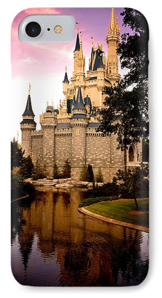 IPhone Case featuring the photograph The Castle by Michael Albright