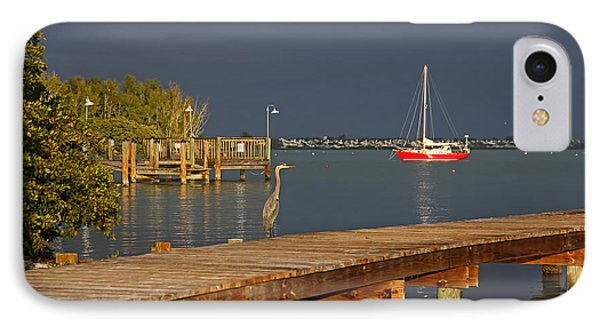 The Casual Observer IPhone Case by HH Photography of Florida