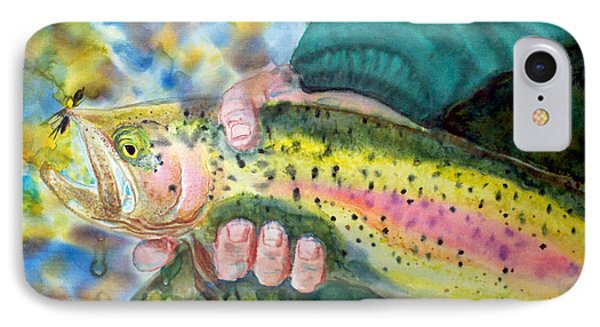 The Catch Phone Case by Anderson R Moore