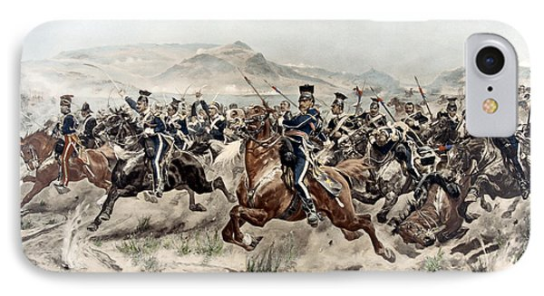 The Charge Of The Light Brigade, 1895 IPhone Case