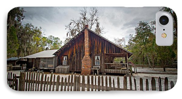 The Chesser Homestead Phone Case by Southern Photo