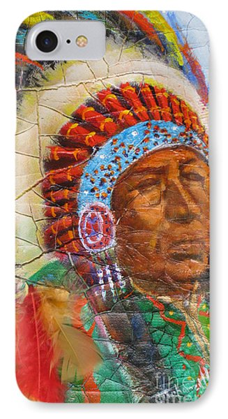 The Chief Phone Case by Mohamed Hirji