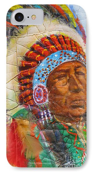 The Chief IPhone Case