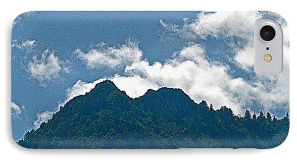 The Chimney Tops IPhone Case by Rita Mueller
