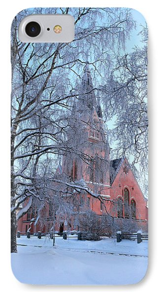The Church Of Kemi IPhone Case