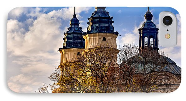 The Church Of St. Louis  Phone Case by Tomasz Dziubinski