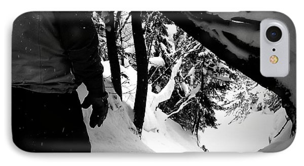IPhone Case featuring the photograph The Chute by James Aiken