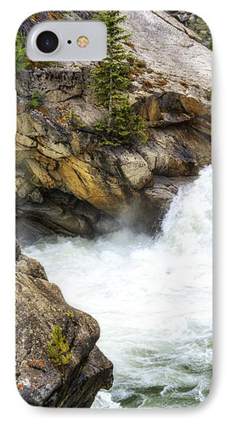 The Chute IPhone Case by The Forests Edge Photography - Diane Sandoval