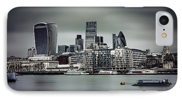 The City Of London IPhone Case by Ian Good