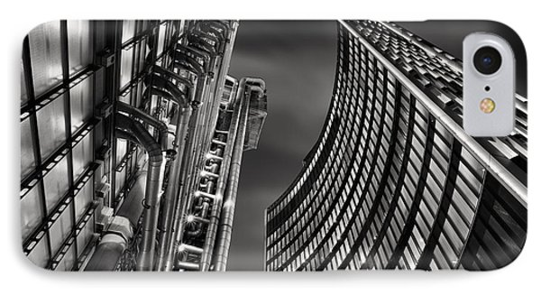 The City IPhone Case by Rod McLean