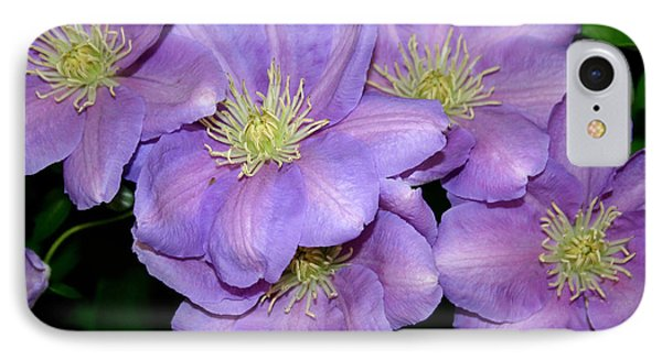 The Clematis Gang Phone Case by Sarah OToole