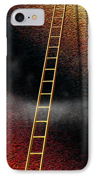 The Climb IPhone Case by Cristophers Dream Artistry