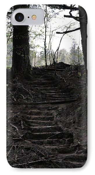 The Climb IPhone Case