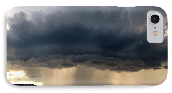 The Cloud IPhone Case by Donnie Freeman